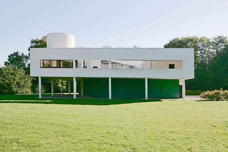 サヴォア邸の画像 p1_28
